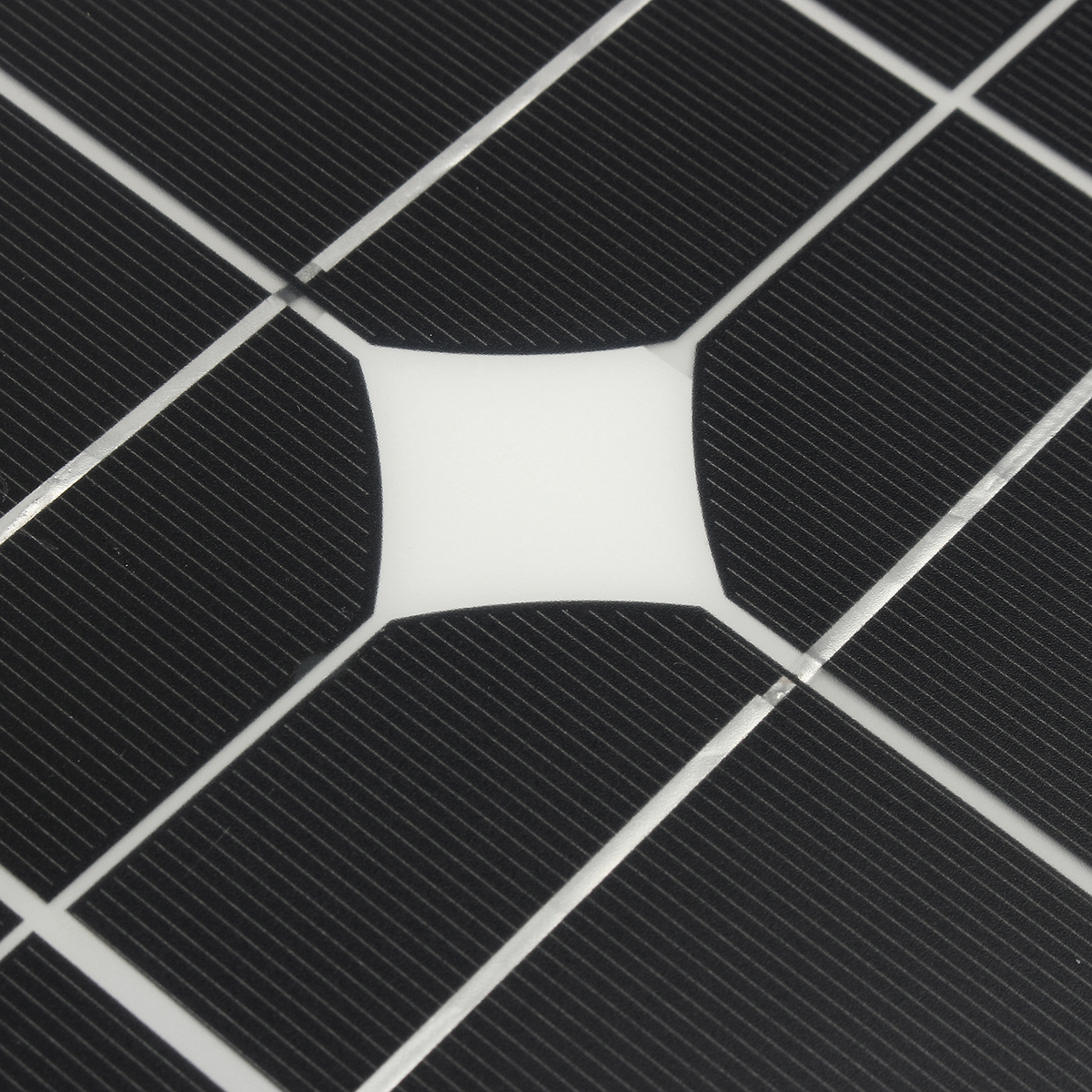 100W 5-18V USB Solar Panel Power Bank Charger For iPhone X 8 7 6 Tablets Laptop