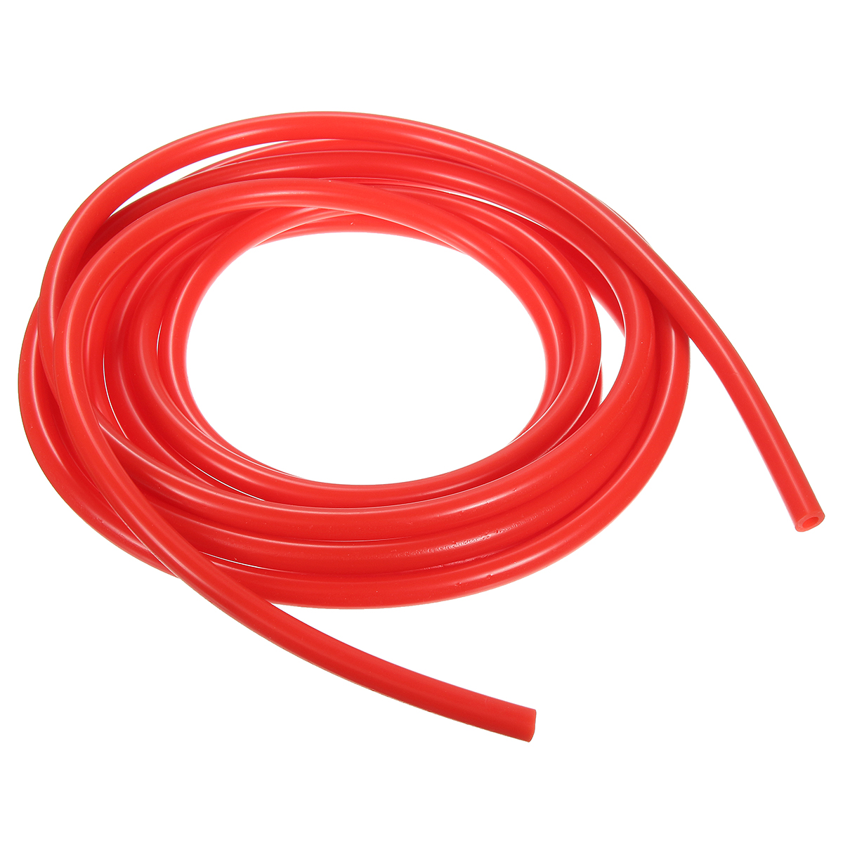 6mm 5 Meter Silicone Vacuum Hose Tube Tubing Line Pipe 16.4 Feet Blue Red Black