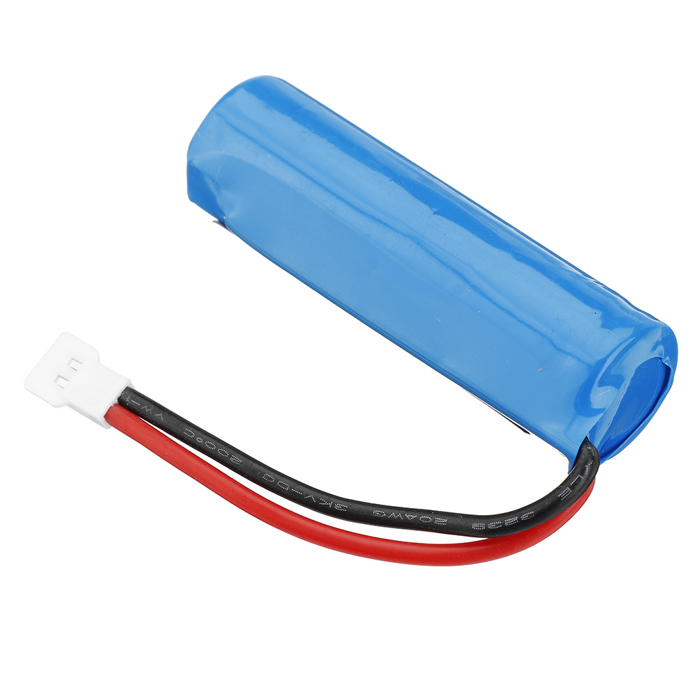 JJRC S5 RC Boat Spare 3.7V 650mAh 15C 1S Li-ion Battery Model Spare Parts