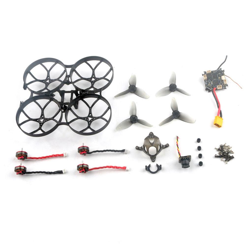URUAV UZ85 85mm 2S DIY Whoop FPV Racing Drone PNP/BNF Caddx ANT Lite Cam AIO 4IN1 CrazybeeX FC 1102 10000KV Motor 5A ESC - Photo: 9