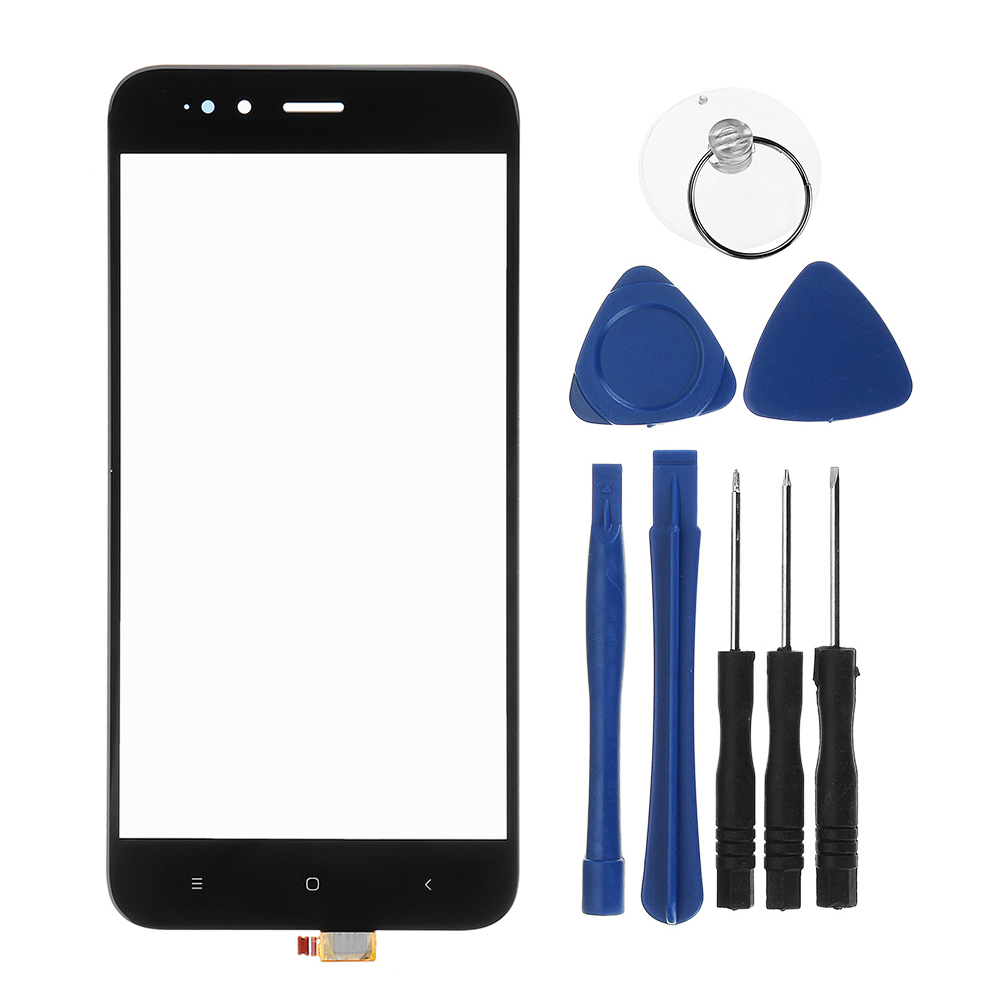 Universal Touch Screen Replacement Assembly Screen with Repair Kit for Xiaomi Mi 5X Mi5X