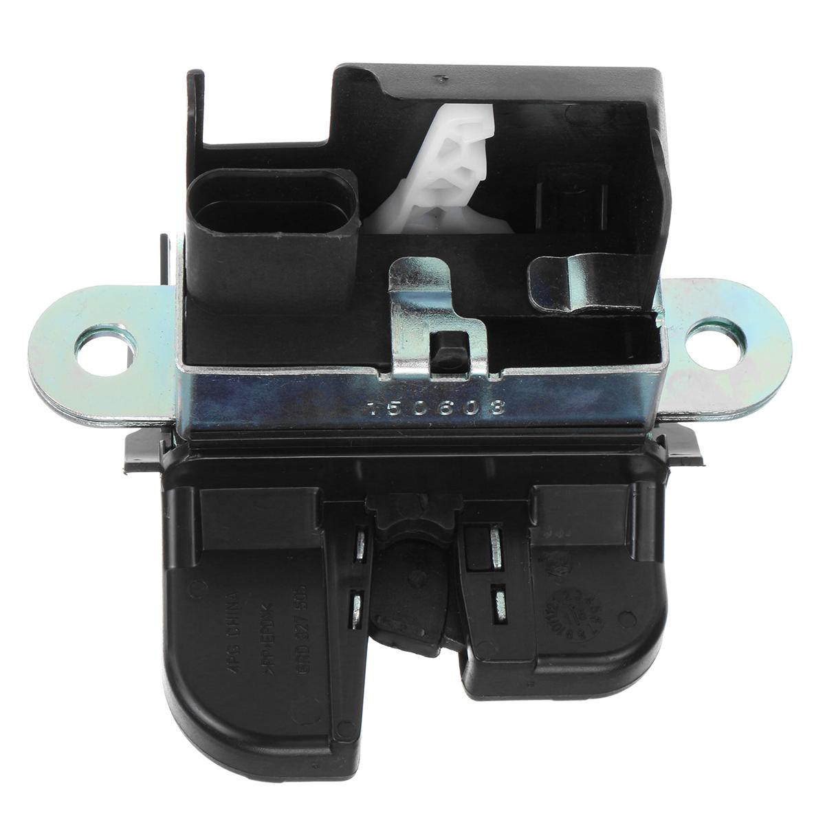 Tailgate Boot Trunk Lid Car Lock Latch For VW Golf MK6 Passat B6 Seat Leon 1K6827505D