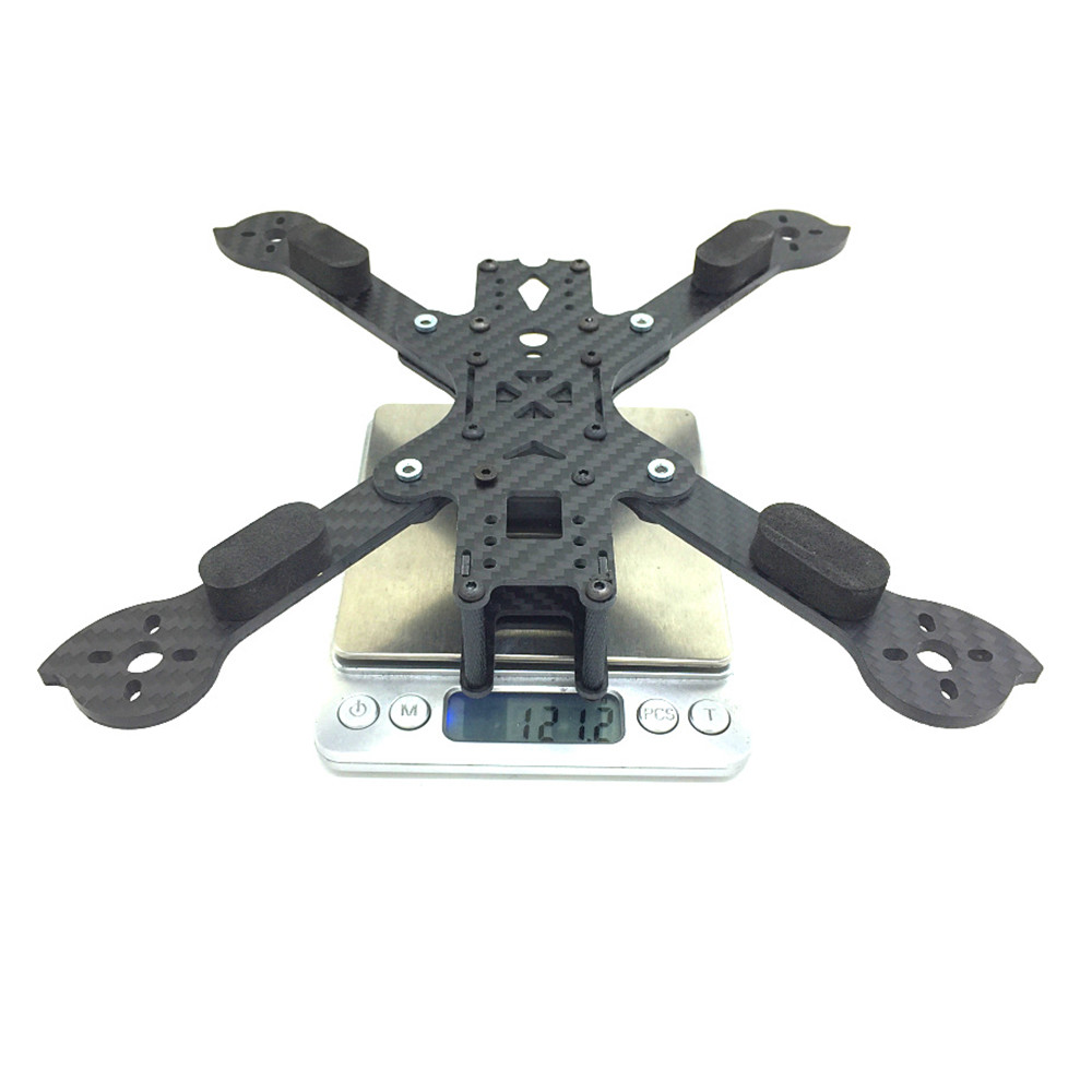 Hecate5' 5 Inch 230mm Wheelbase 4mm Arm Thickness Carbon Fiber Frame Kit for RC Drone FPV Racing - Photo: 7