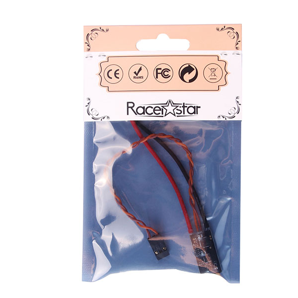 8 PCS Wholesale Racerstar TATTOO 25A 2-4S Blheli_32 Dshot1200 FPV Racing Brushless ESC