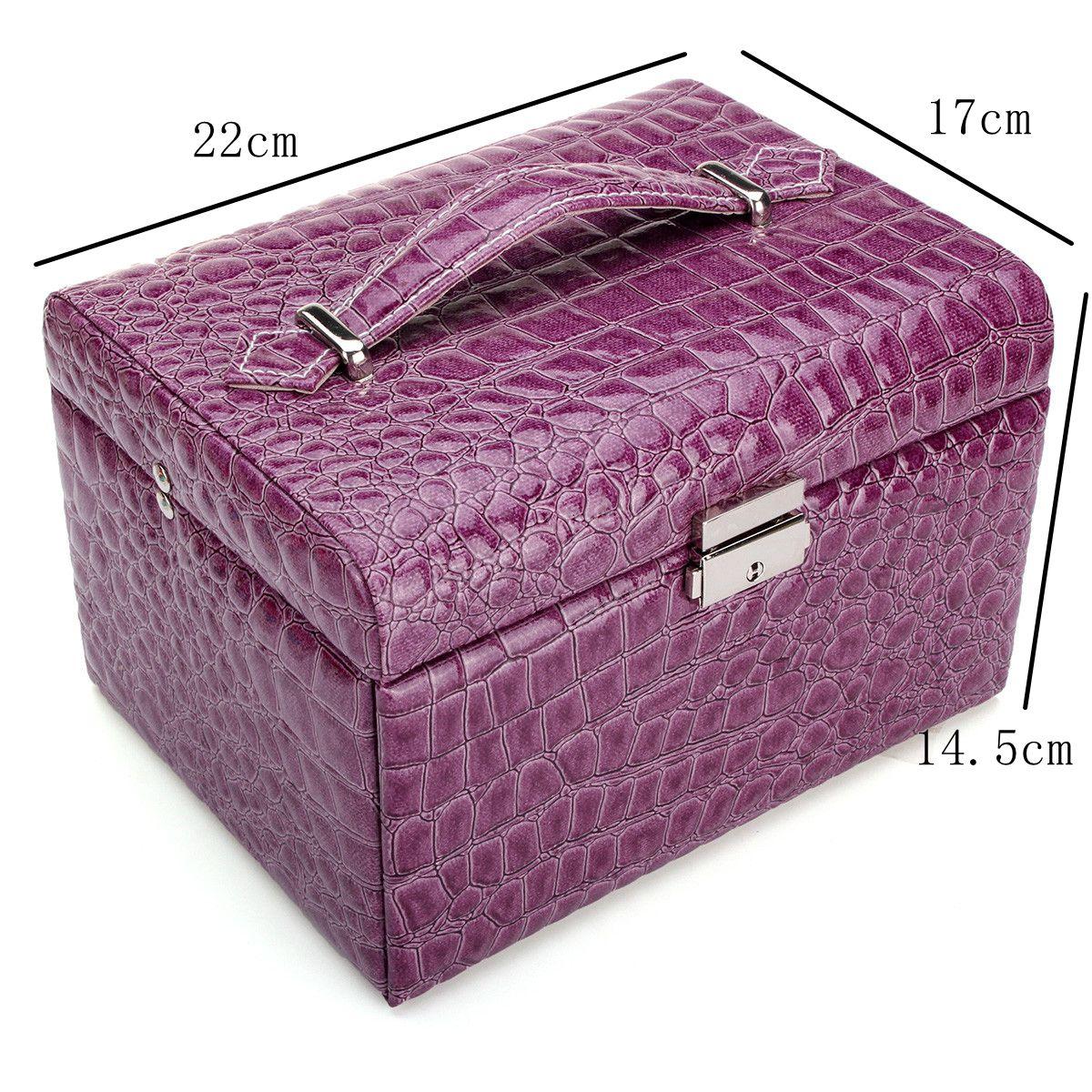 Storage Container Organizer Holder Jewelry Boxes