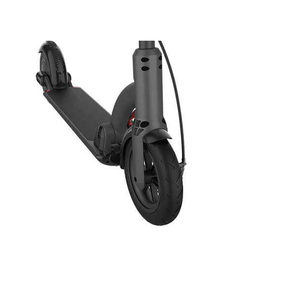 NEXTDRIVE N-4A 36V 7.8Ah 350W 8.5inch Black Folding Electric Scooter 26km/h Top Speed 30km Mileage Range Double Brake System Waterproof Scooter Max Load 100kg