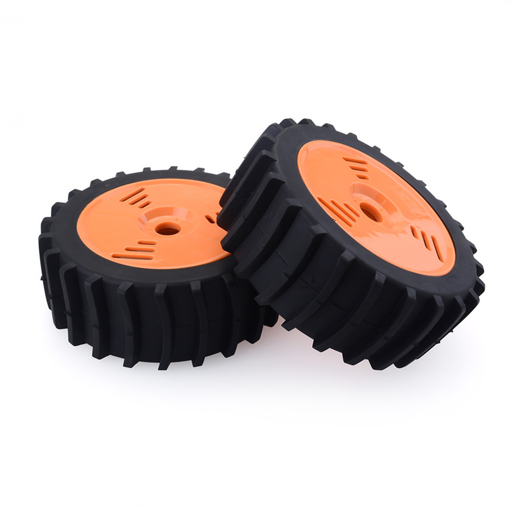 2PCS ZD Racing Tires & Wheels for Redcat HPI HSP Kyosho Team Losi 1/8 Off-Road Buggy RC Car Vehicles