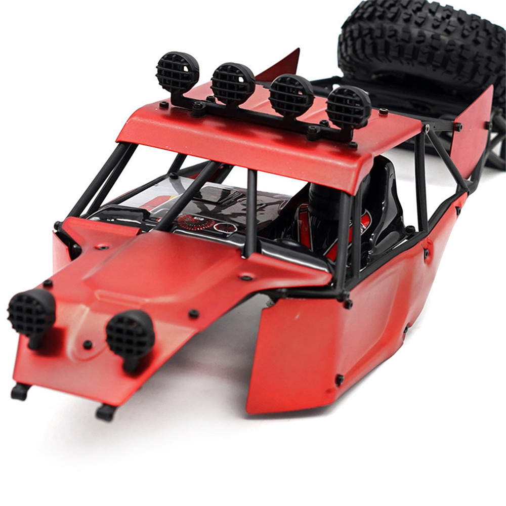 Feiyue Metal Car Body Shell for FY03 FY03H 1/12 RC Vehicles Model Spare Parts FY-CK03 - Photo: 5