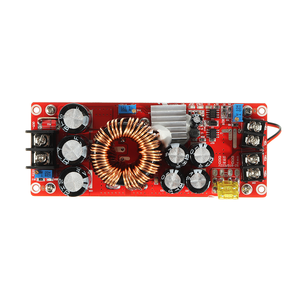 1500W 30A DC-DC Boost Converter Step Up Power Supply Module Constant Current