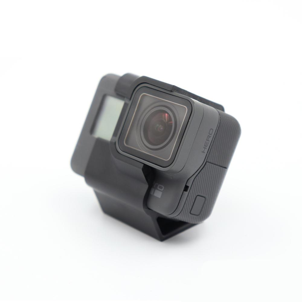 Action Kamerahalterung 30 Grad geneigter TPU FPV Kamerahalter für GoPro Hero 5/6/7 Reptile CLOUD-149HD FPV Racing Drone RC Flugzeuge