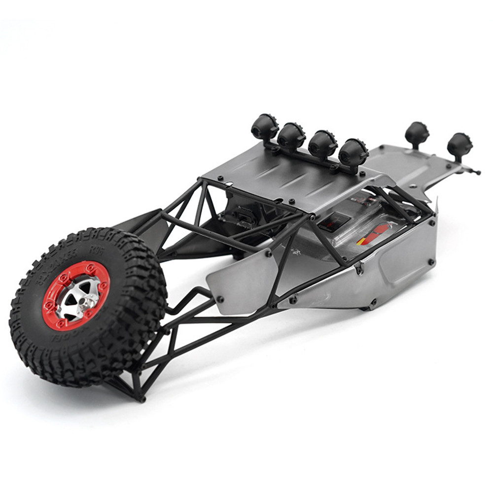 Feiyue Metal Car Body Shell for FY03 FY03H 1/12 RC Vehicles Model Spare Parts FY-CK03 - Photo: 13