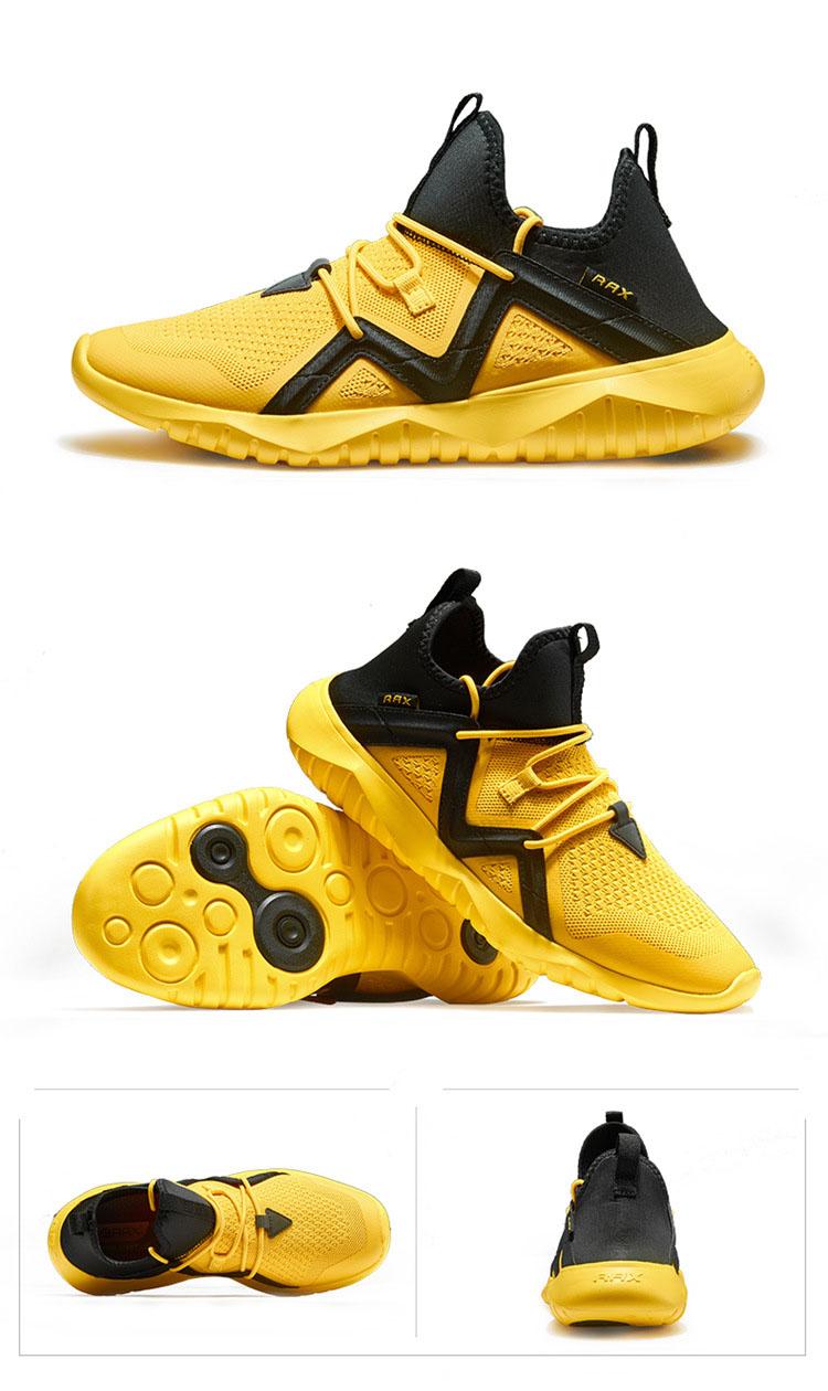 RAX Мужские кроссовки Trekking Utralight Shoes Легкие EVA Амортизаторы Спортивные дорожные кроссовки На открытом воздухе Кроссовки Форма X