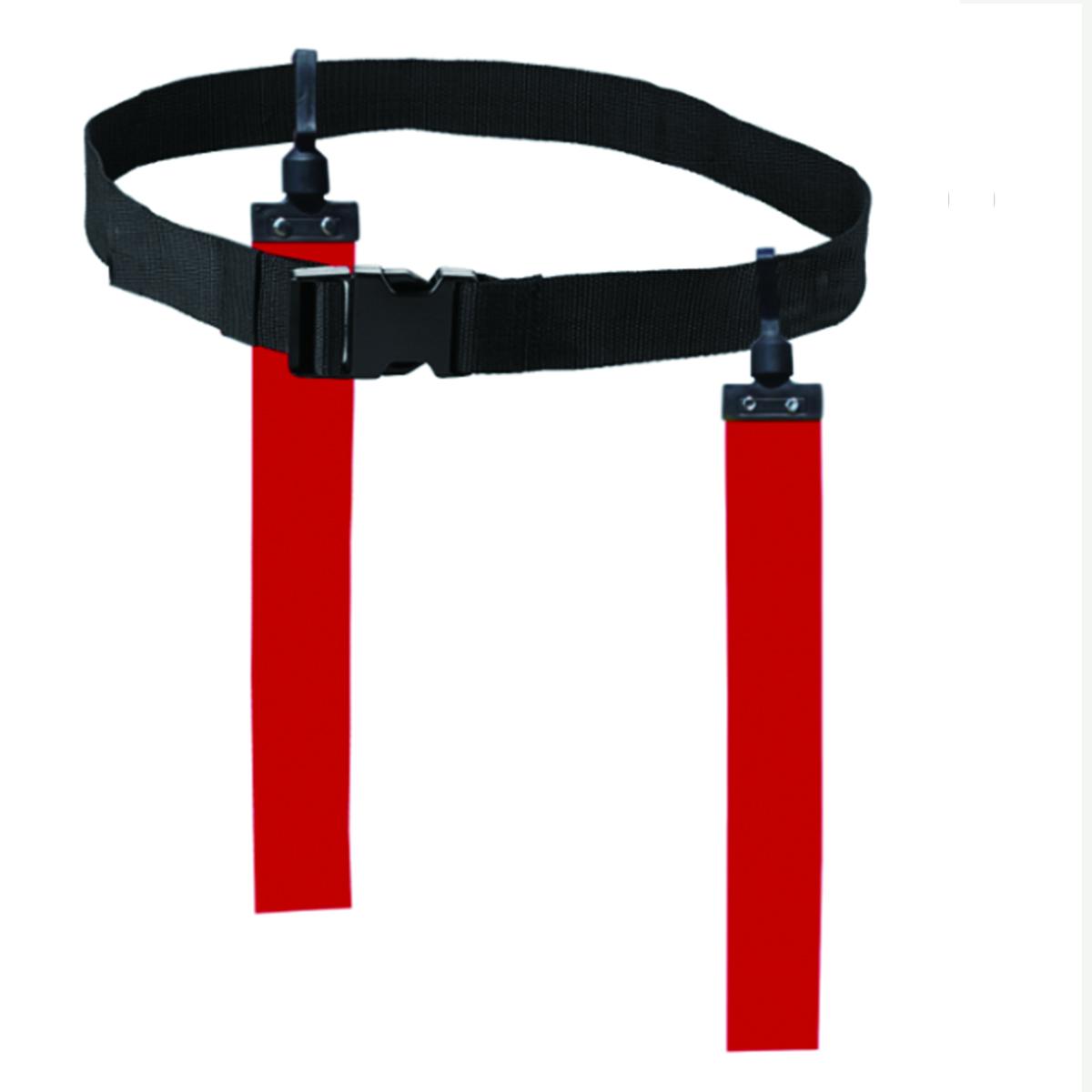 Football Match Rugby Training Adjustable Waist Belt Ribbon Waist Strap Outdoor Personnel Care Belt