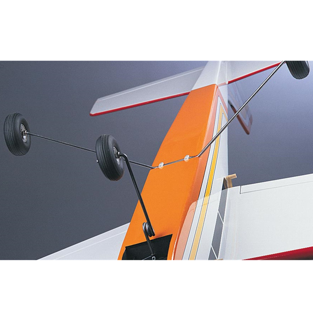 Landing Gear Set for 20 / 25 /30 Class RC Airplane Aircraft - Photo: 2