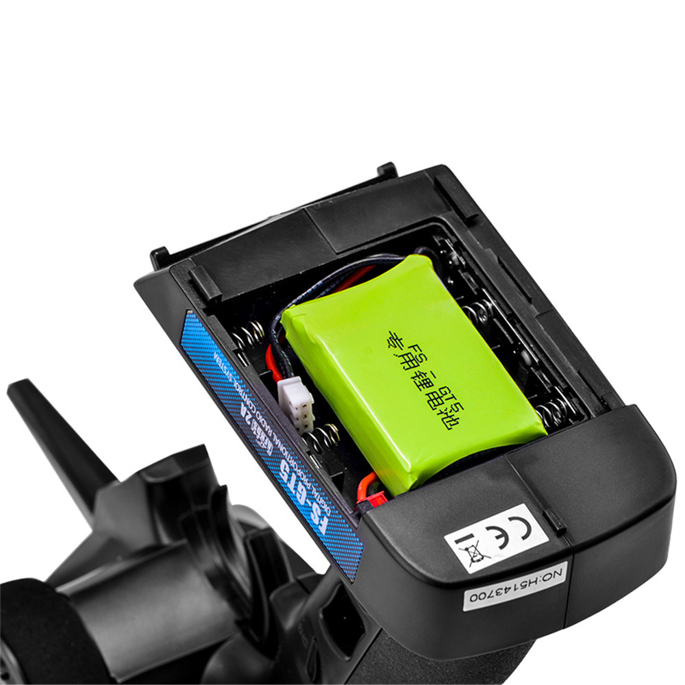 Flysky 7.4V 1500mAh 8C 2S Li-ion Battery JST Plug for FS-GT5 2.4G 6CH RC Transmitter - Photo: 2