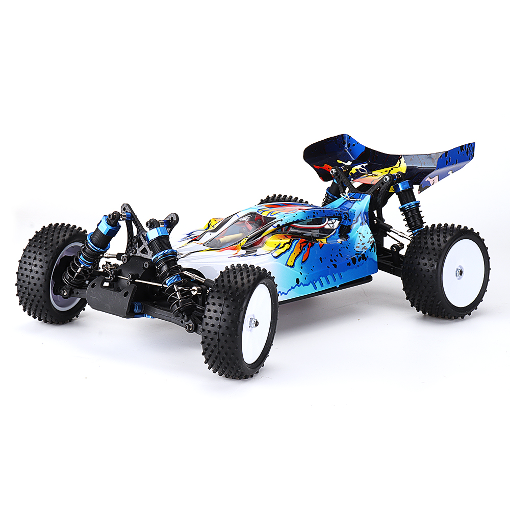 VRX RH1017PR 1/10 2.4G 4WD Brushless RC Car High Speed RTR With FS Transmitter - Photo: 7