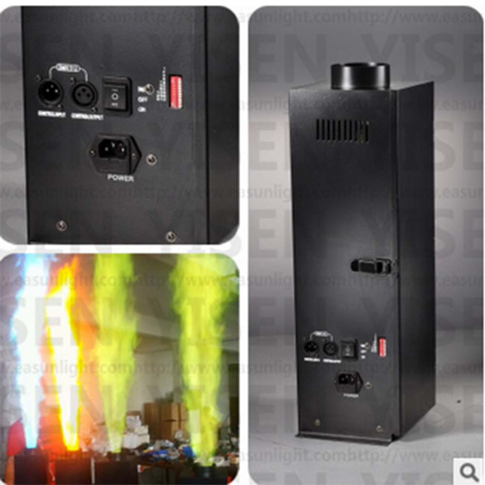 DMX Thrower Effect Projector DJ Disco Stage Show Xmas Party Flame Machine Flamethrower