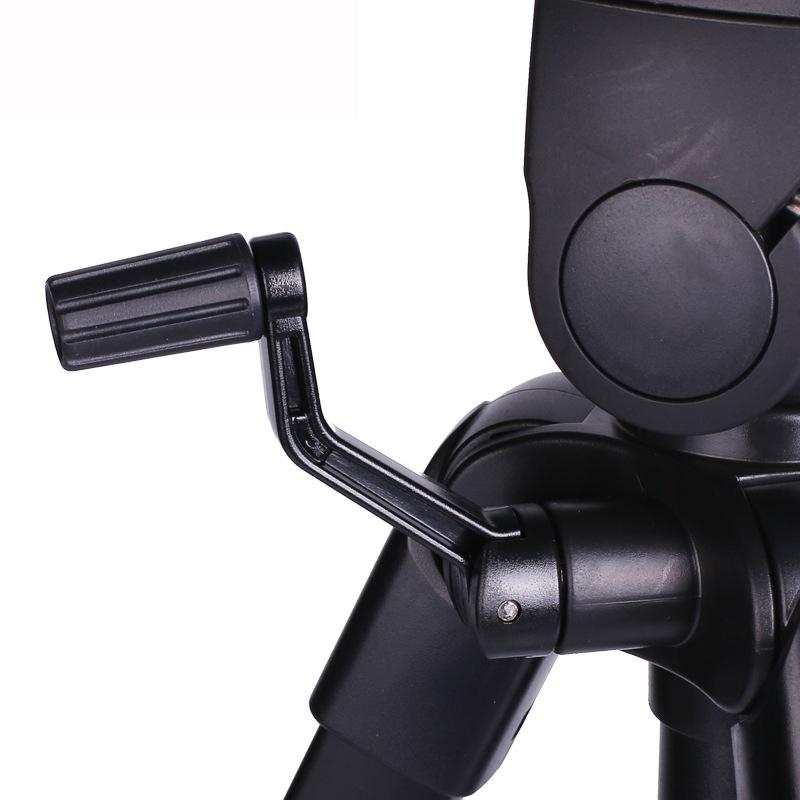 100BTF BY-558S Foldable 46cm 130cm Tripod with Removable Ball Head Max Load 10KG