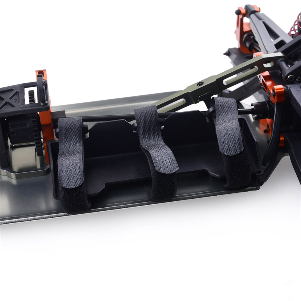 ZD Racing 9021 V3 1/8 4WD 80km/h Brushless RC Car Frame Kit without Electronic Parts - Photo: 9