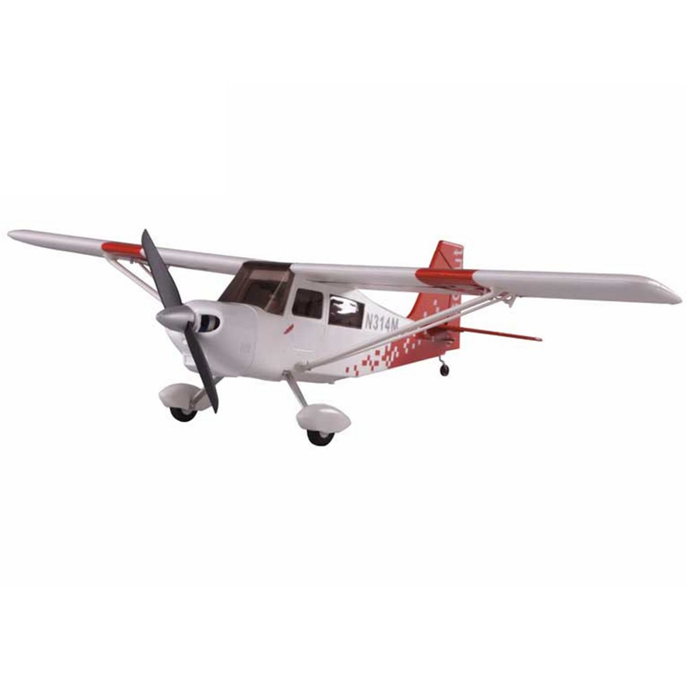 Nicesky DHC-2 Beaver 680mm Wingspan Park Flying EPS RC Airplane PNP With Float & Landing Gear - Photo: 2