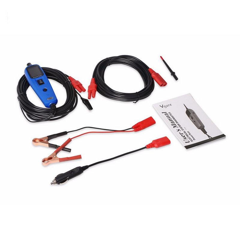 Vgate PowerTest PT150 Car Electrical System Probe Circuit Tester Diagnostic Tool