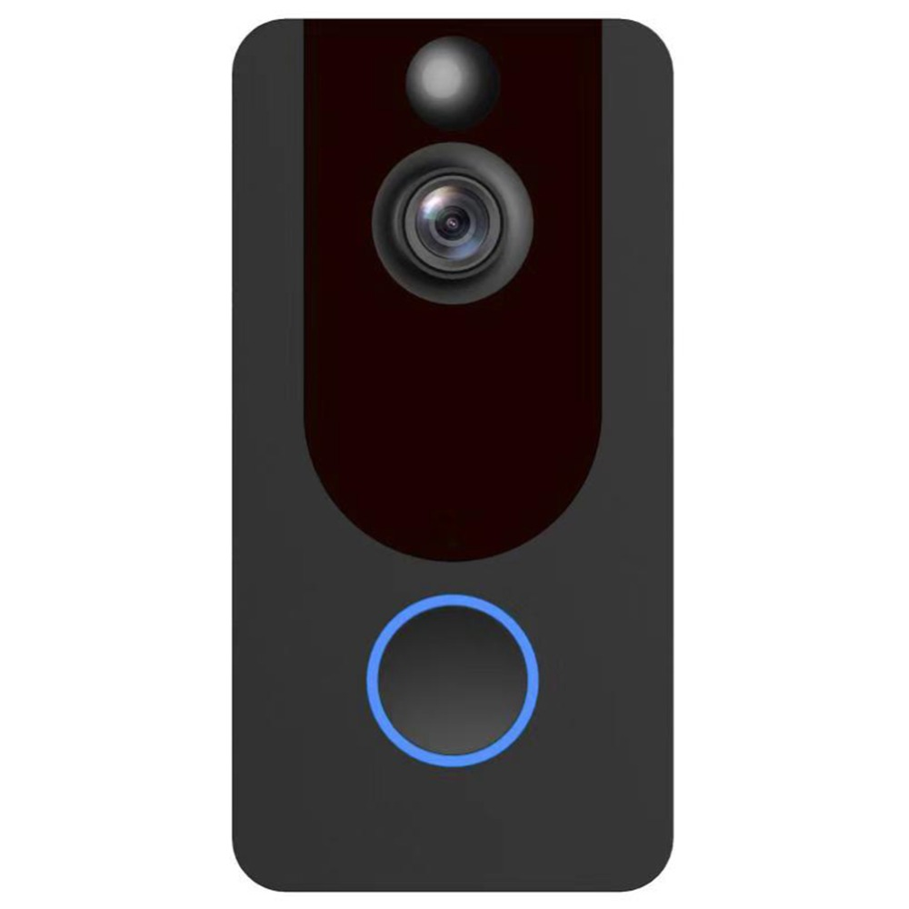 V7 Smart Video Doorbell HD 1080P Camera Intercom With Chime Night vision IP WiFi Door Bell Wireless Security Home Camera