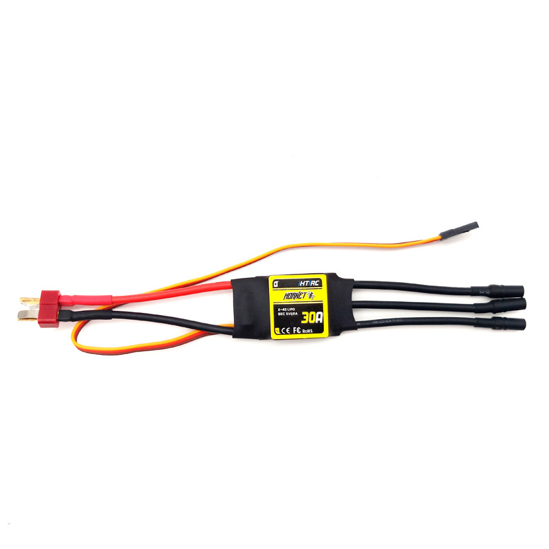 XXD A2212 2212 930KV KV930/1000KV KV1000 Brushless Motor+30A ESC+1060 Prop Blade Propeller RC Power System Combo for RC Drone Airplane Support 2s-4s - Photo: 4