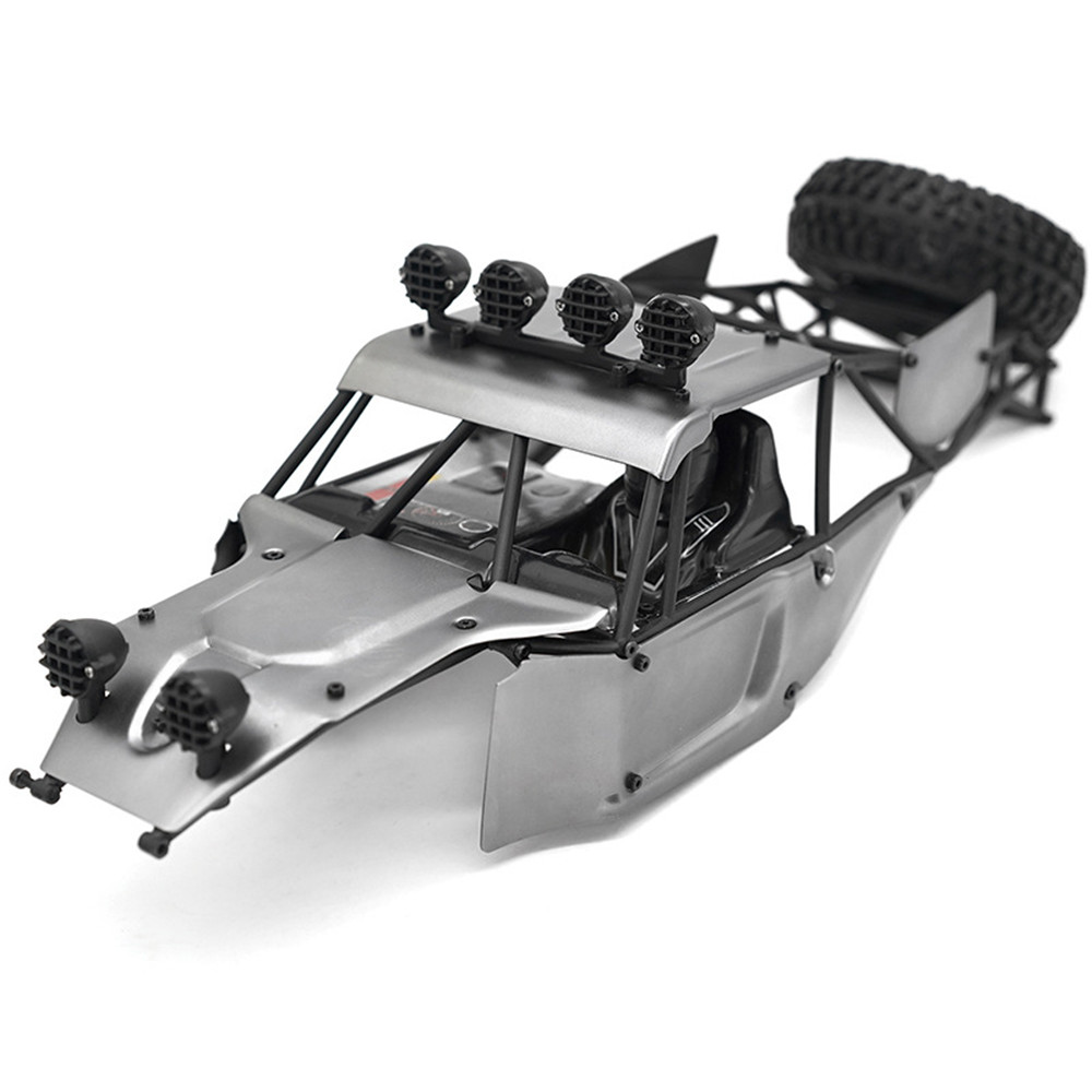 Feiyue Metal Car Body Shell for FY03 FY03H 1/12 RC Vehicles Model Spare Parts FY-CK03 - Photo: 8