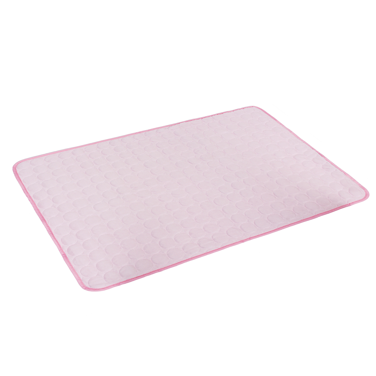 Pink Pet Summer Cooling Mat Cold Gel Pad Comfortable Cushion For Dog Cat Puppy Decorations
