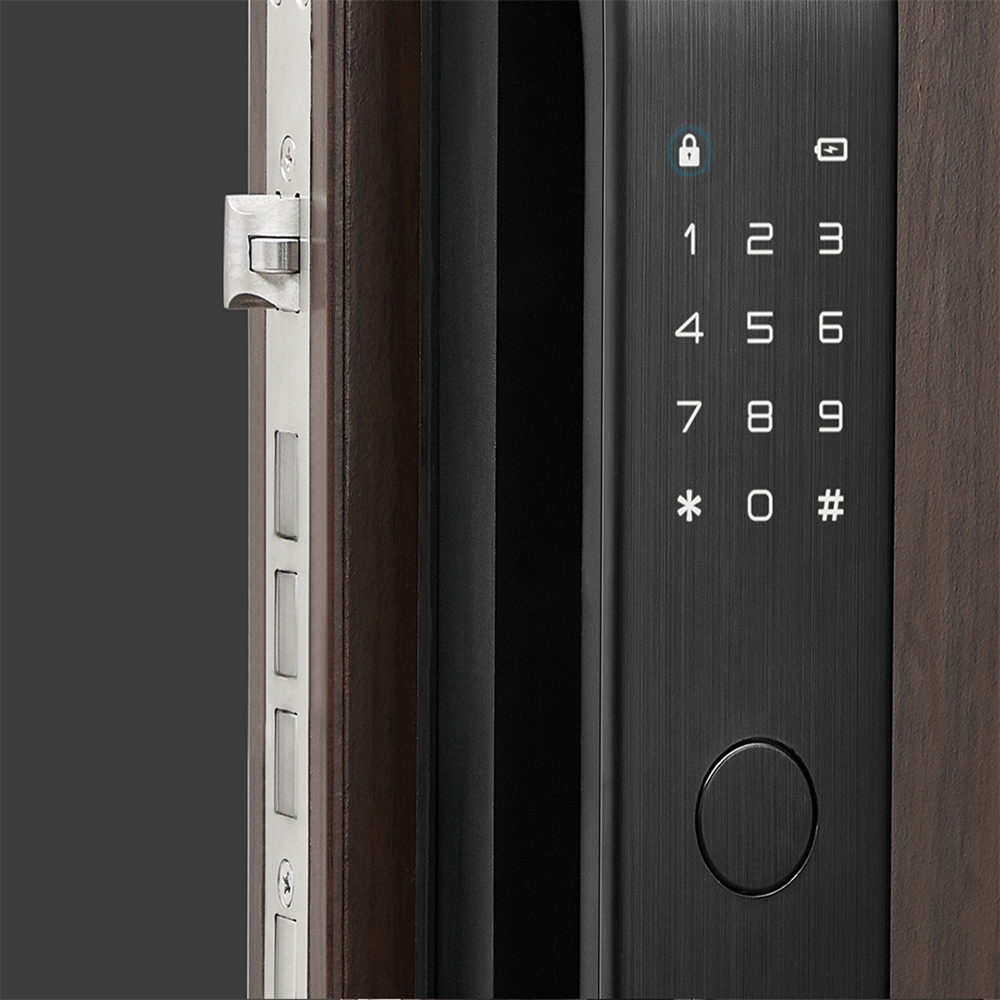 DESSMANN Di Q3 Smart Door Lock Fingerprint Password NFC Bluetooth Unlock Detect Alarm Work with Mi Home App Control