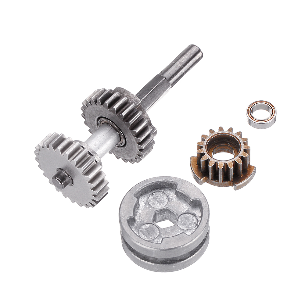HG P408 1/10 Metal Transmission Shaft Assembly RC Car Spare Parts 4ASS-PA004 - Photo: 2