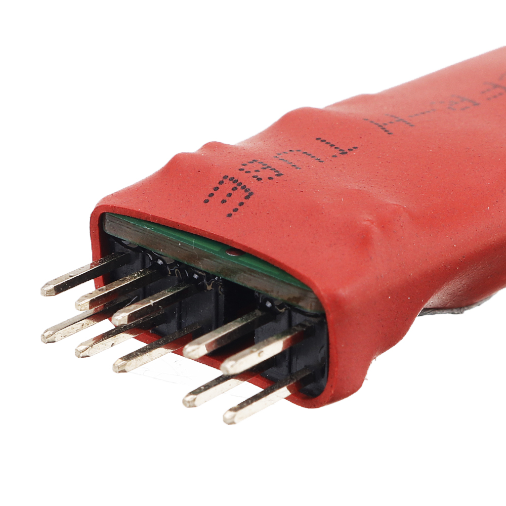 HG HM-DZ067 Regulated Power Supply UBEC for P602 1/12 RC Car Model Spare Parts - Photo: 3