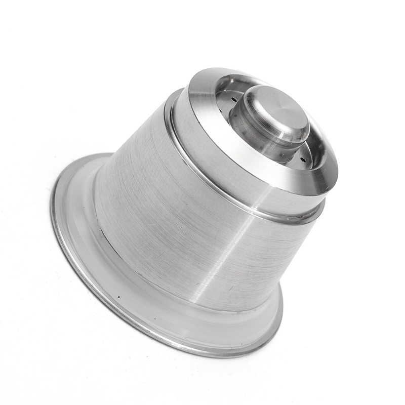 Reusable Stainless Steel Refillable Coffee Capsule Cup for Nespresso Machine
