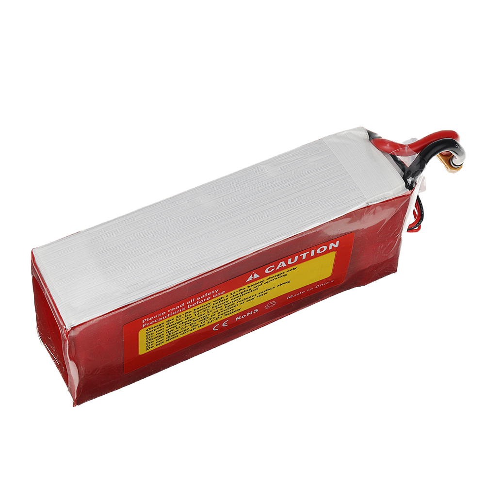 ZOP Power 11.1V 10000mAh 65C 3S Lipo Battery XT60 Plug for FPV RC Quadcopter Agriculture Drone - Photo: 5