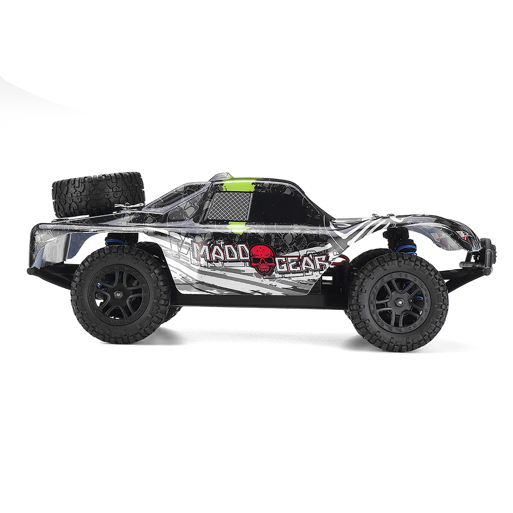 Grazer Toys 12005 1/18 2.4G 4WD 40km/h RC Car The Hammer Full Proportional Control Vehicle RTR Model  - Photo: 5