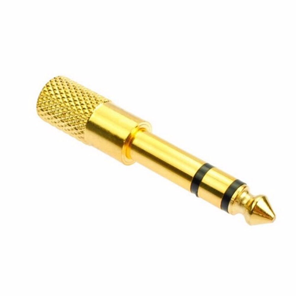 Meideal 6.5mm Male to 3.5mm Female Audio Jack Adapter 6.5 3.5 Plug Converter Headset Microphone Guitar Recording Connector - Photo: 8