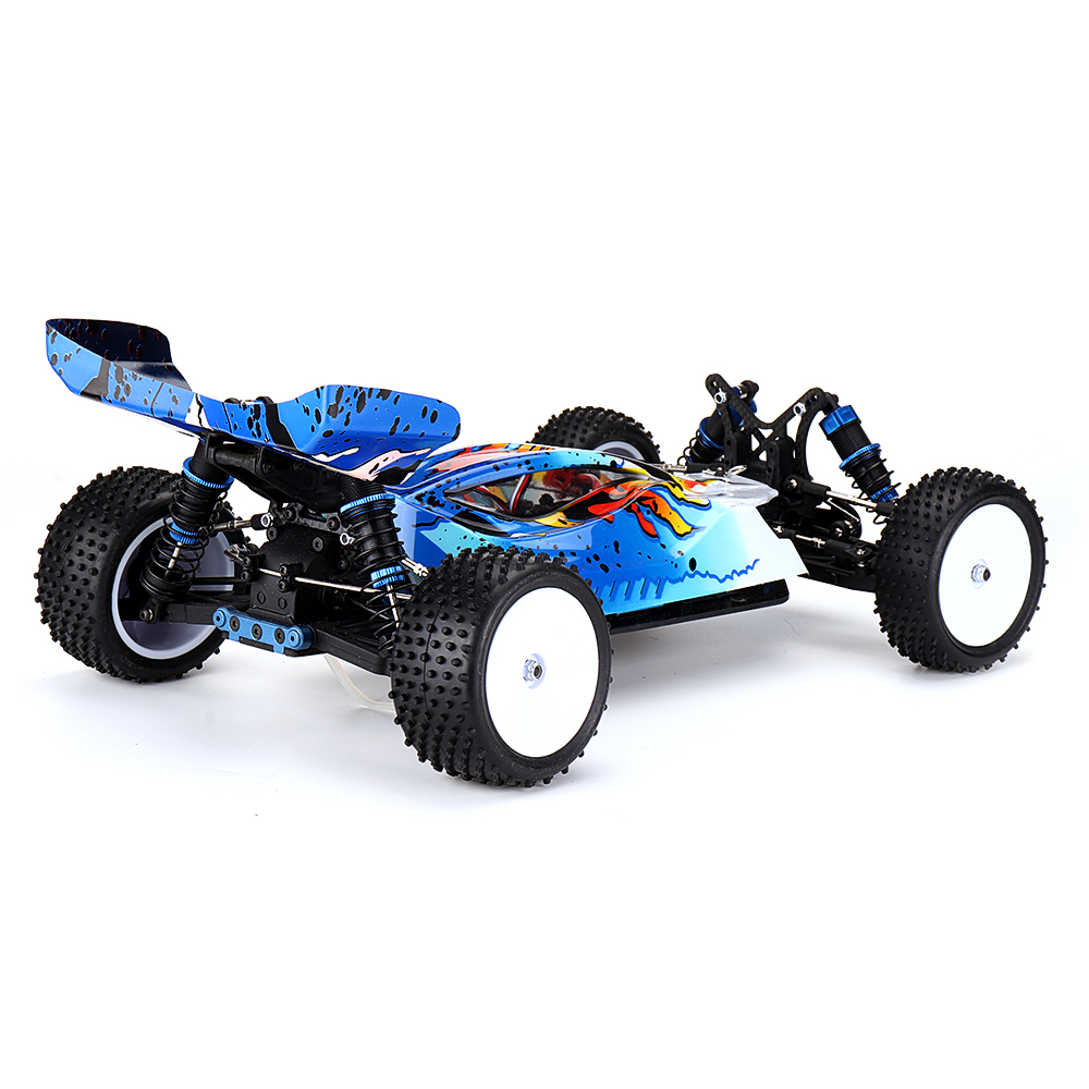 VRX RH1017PR 1/10 2.4G 4WD Brushless RC Car High Speed RTR With FS Transmitter - Photo: 8