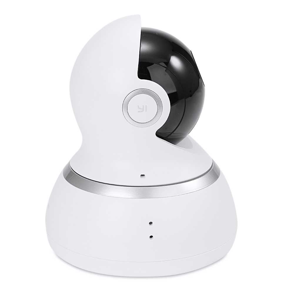 Xiaoyi 1080P Dome Camera 1080P Wireless IP Camera Pan-Tilt Control Infrared Night Vision Motion-Detection Home Wifi Camera Baby Monitors - White