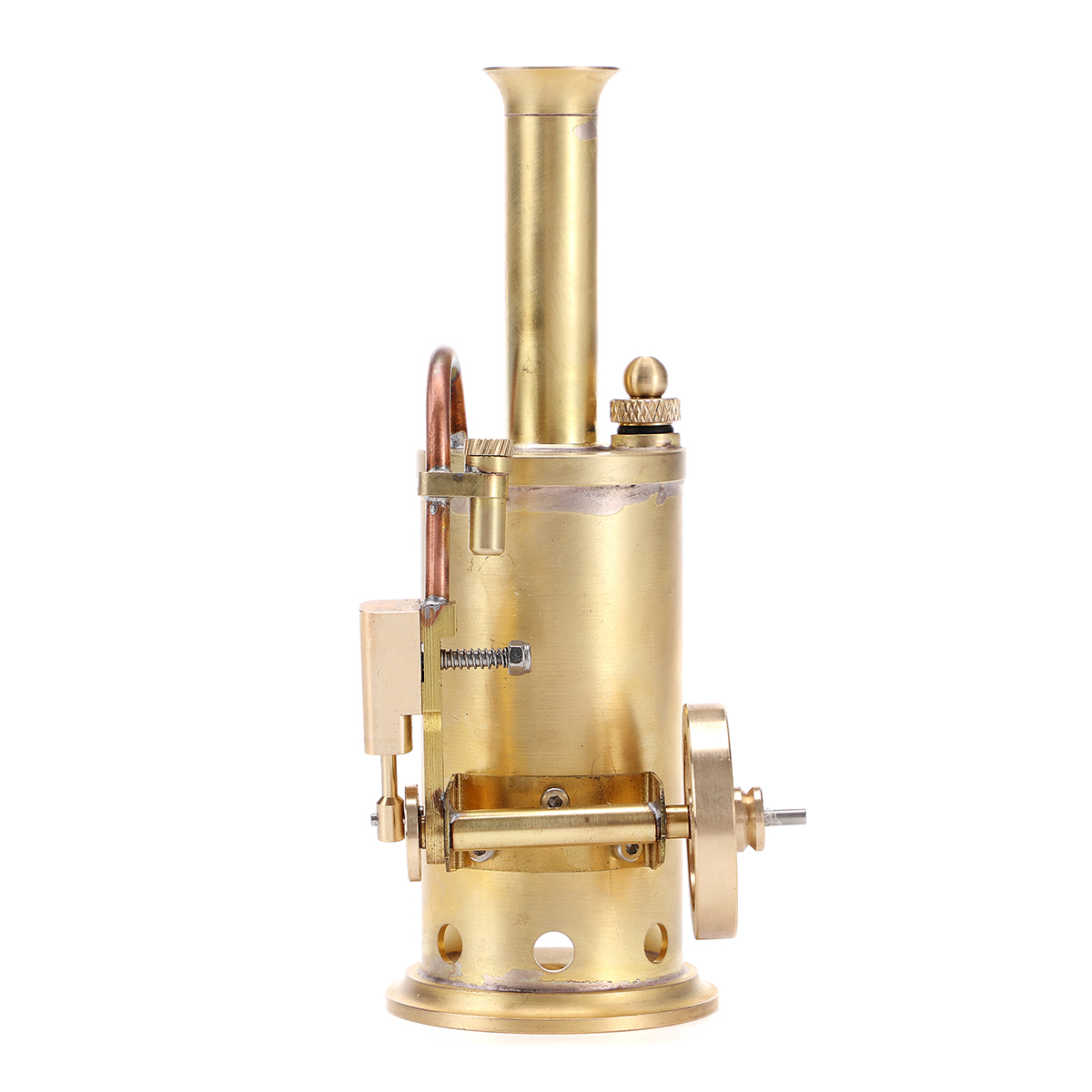 Micro Scale M6 Mini Steam Engine Stirling Engine Model Science Education Toy - Photo: 3