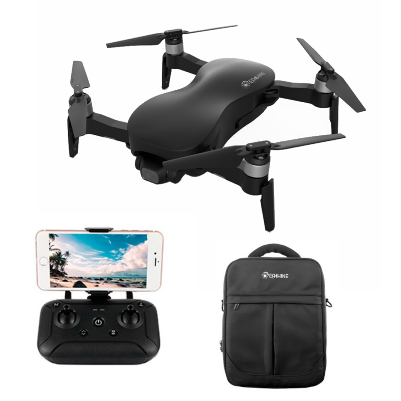 Eachine EX4 5G WIFI 1.2KM FPV GPS With 4K HD Camera 3-Axis Stable Gimbal 25 Mins Flight Time RC Drone Quadcopter RTF