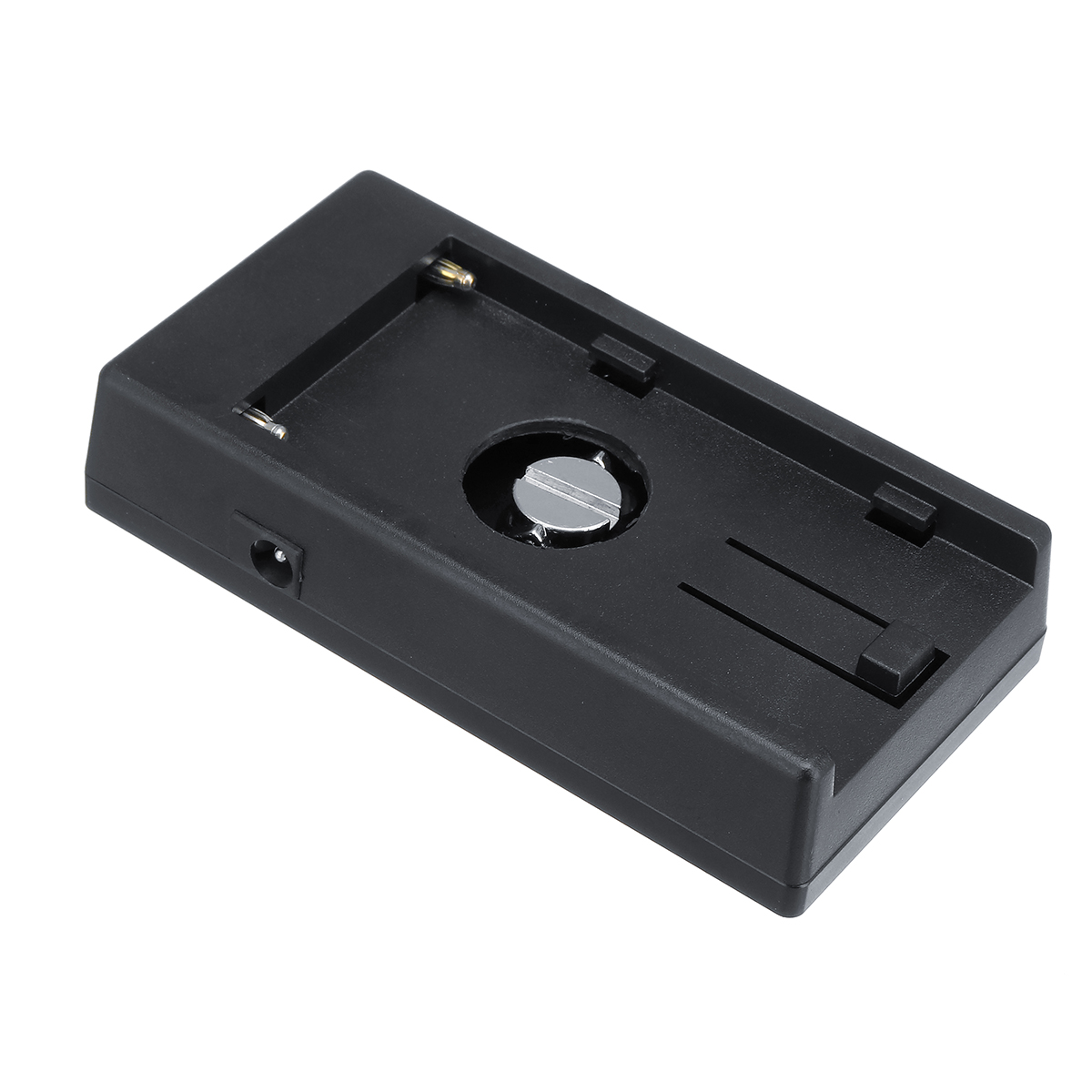 Camera Battery Power Supply System Plate Aviation Connector for BMPCC 4K F-970 F970 Camera