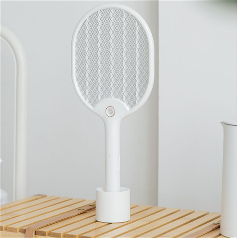 USB Rechargeable Electric Mosquito Killer Swatter Fly Repellent Bugs Insects Killer Mosquito Dispeller