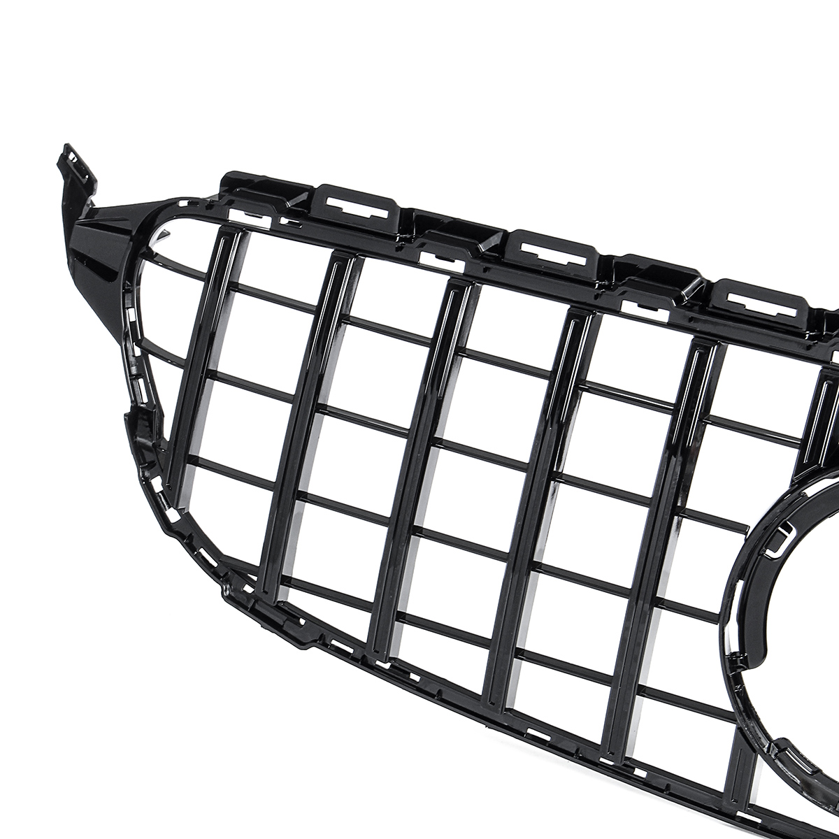 Black GT R AMG Style Grill Grille Front Bumper For Mercedes Benz W205 C250 C300 2019