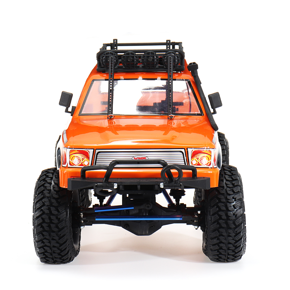 VRX RH1052 1/10 2.4G Brush RC Car Crawler RTR Vehicle Models With Battery Charger Transmitter - Photo: 5