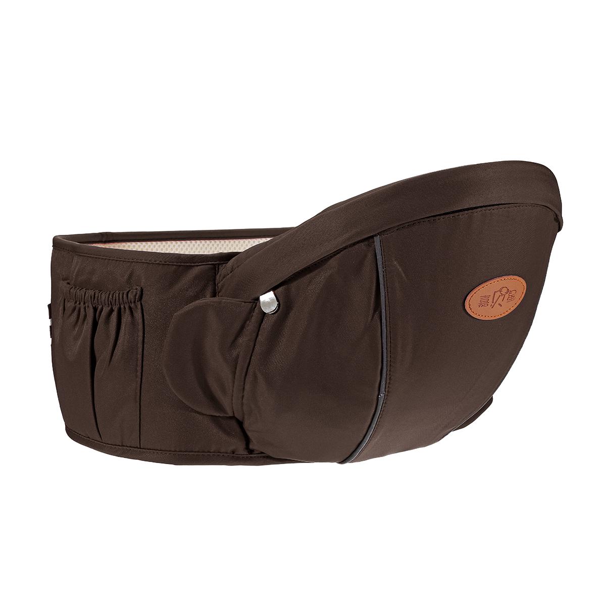 Multifuncional bebê infantil transportadoras cintura fezes frente Sling Cinto correias quadril