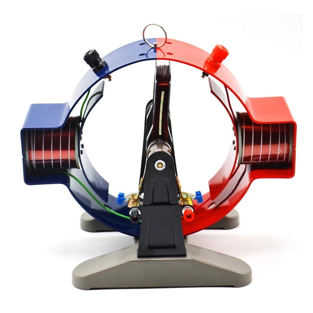 Motor Principle Description Instrument DIY Toys Physical Experiment Teaching Equipment for Student - Photo: 2