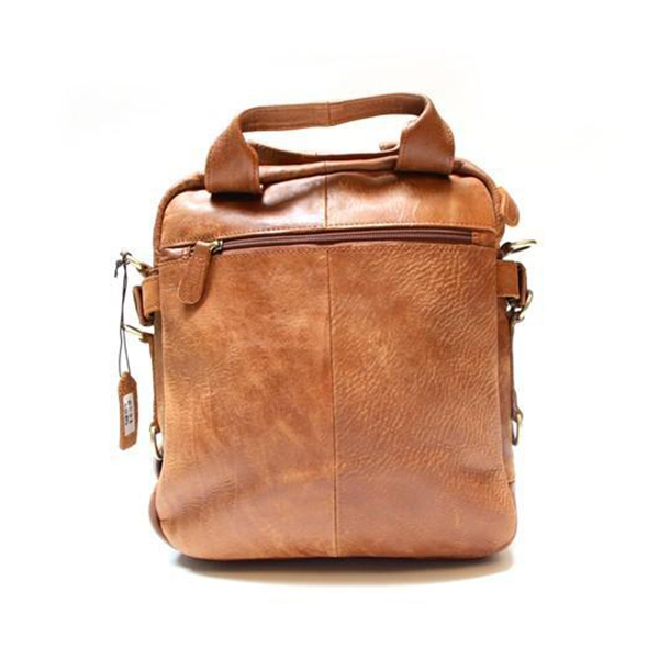 Ekphero Men Casual Crossbody Bag Multifunction Shoulder Bag