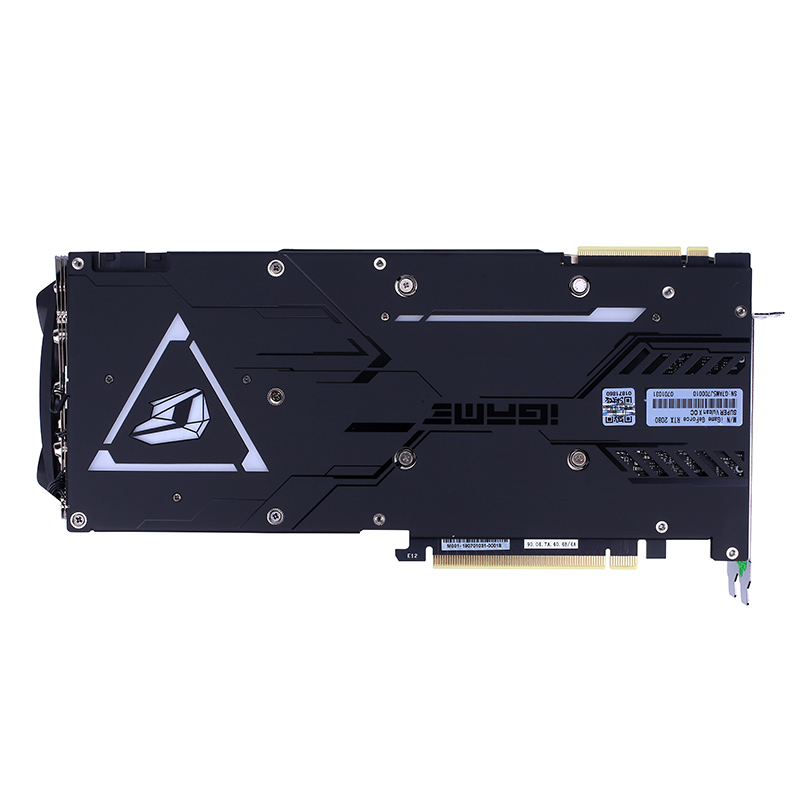 Colorful iGame GeForce 2080 SUPER Vulcan X OC Graphics Card Video Graphics Card with Air Cooling Fan