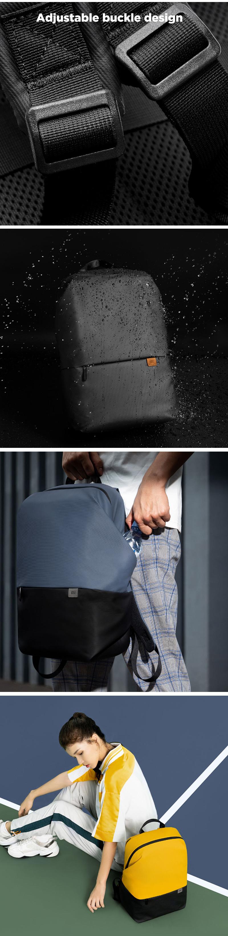 Original Xiaomi 20L Backpack Waterproof Lightweight 15.6inch Laptop Bag