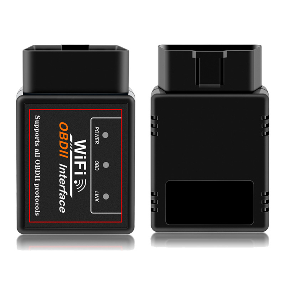 ELM327 V1.5 bluetooth WIFI OBD2 Scanner Auto OBDII Diagnostic Tool Code Reader PIC18F25K80 Chip for Android IOS Windows
